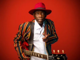 Umrel americký bluesman Lucky Peterson