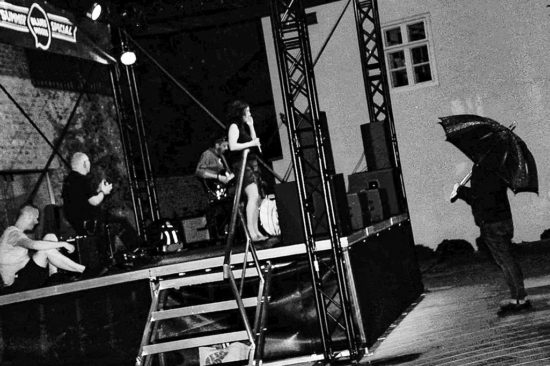 Silvia Josifoska Blues Trio v Trnave