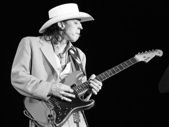 27. augusta 1990 zahynul Stevie Ray Vaughan