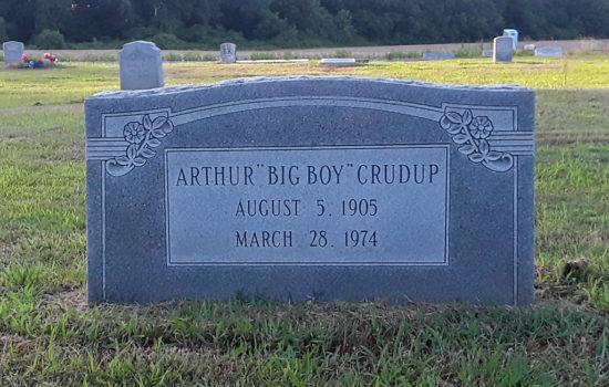 Pred 115 rokmi sa narodil Big Boy Crudup