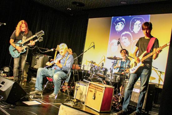 Dvojkoncert 55 rokov bigbítu v Trnave