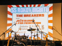 The Breakers a Jožo Barina & For Meditation v Trnave