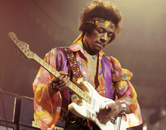 Pred 50 rokmi umrel Jimi Hendrix