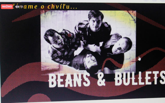 Online koncert Beans & Bullets z Trnavy