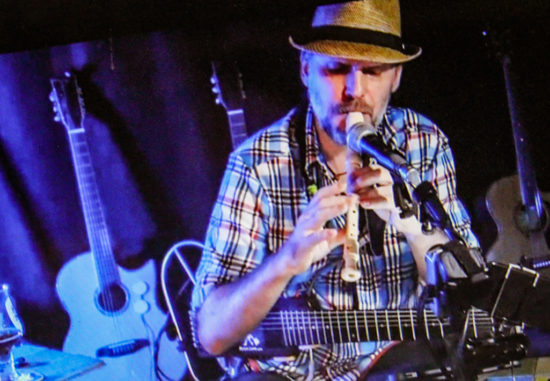 Online koncert Petra Luhu Berta Unplugged