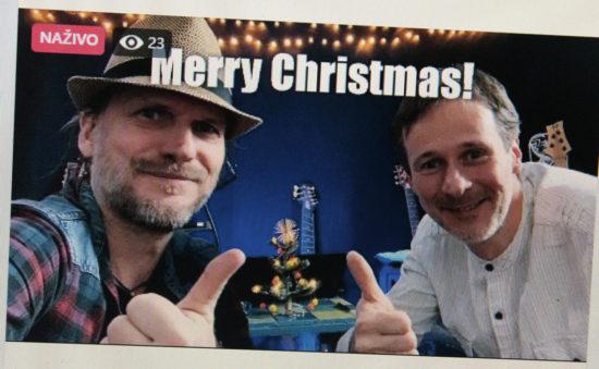 Peter Luha a Andrej Jeriga Online