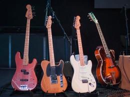 Specielní koncert pro Petera Jurkoviče výrobce kytar