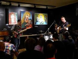 Koncert The Bladderstones v Kyjově