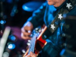 Záhorie zažilo bluesový uragán. Špeciálny bluesový koncert v Holíči.