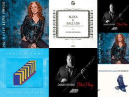 Bluesové novinky a bluesové albumy roka 2016.