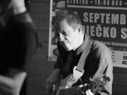 Celoslovenská bluesová súťaž Slovakian Blues Challenge 2016 v Skalici.