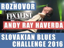 Rozhovor Andy Ray Haverda.