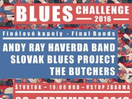 Vo štvrtok 29. septembra sa v skalickom Srdiečku uskutoční ďalší ročník celoslovenskej súťaže Slovakian Blues Challenge 2016.