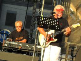 Koncert The Breakers na trnavskom jarmoku.