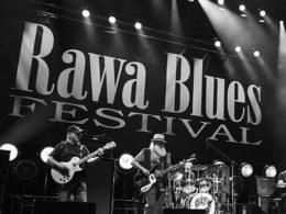 Polský Rawa Blues festival hostil světové hudební hvězdy blues.