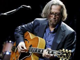 Eric Clapton rieši nevyjasnené autorské práva