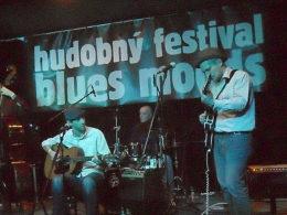 Bluesový festival Blues Moods 2016 v Trnave.
