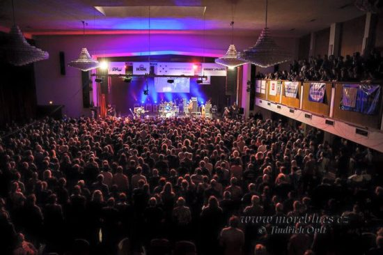 Bluesový festival Blues Alive Šumperk