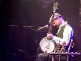 """Folk-bluesový písničkář Luboš """"Bužma"""" Khýr bodoval na medzinárodním festivalu v polské Toruni."""