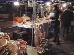 Ľuboš Beňa a Bonzo Radványi koncertovali v Seredi na Vianočných trhoch