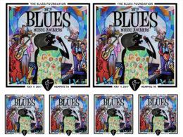 Zoznam nominovaných na výročné Blues Music Awards 2017 ocenenia pre bluesových umelcov