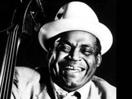 25. výročie smrti Willie Dixona amerického bluesman a osobností bluesovej scény v Chicagu