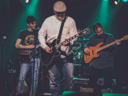 Blues Session v Green Music Club Strážnica