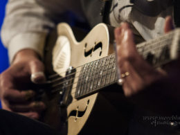 Bužma na festivale Blues Aperitiv Šumperk