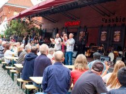 Festival Mississippi Blues and Barbecue 2017 Kesselhaus Maschinenhaus Kutlurbrauerei Berlin