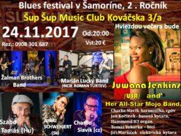 Blues Festival Šup Šup Šamorín