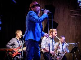 Hudobný a bluesový festival Jazz Blues Jamboree 2017 Nové Zámky Kino Mier