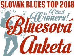 Bluesová anketa 2018 Slovak Blues Top