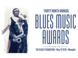 Nominácie na výročné ceny Blues Music Awards 2018