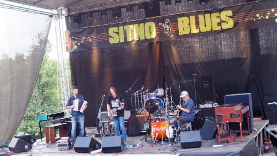 Festival Sitno Blues 2018 pri Počúvadlianskom jazere