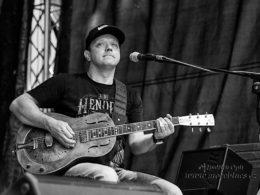 Hudební festival International Roots & Blues Festival 2018 se konal v Bíline