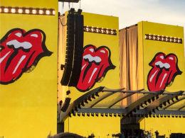 Koncert legendy Rolling Stones v Prahe na letisku v Letňanoch