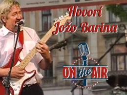 Rozhovor s Jožom Barinom legendárnym muzikantom slovenského bigbítu 60-tych rokov