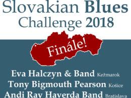 Celoslovenská súťažná prehliadka bluesových kapiel a sólistov