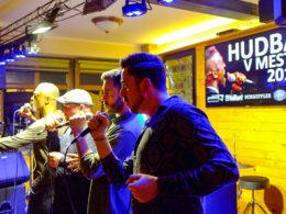 Hudobný festival Hudba v Meste 2018 sa konal v Skalici na Záhorí
