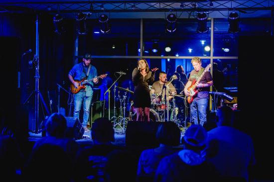 V sobotu 3. novembra sa v Nových Zámkoch uskutočnil festival Jazz Blues Jamboree