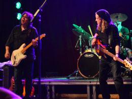 Koncert Sean Chambers Klub Mír Uherské Hradište