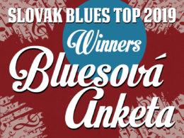 Viťazi ankety Slovak Blues Top 2019