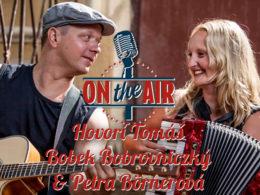 Rozhovor Tomáš Bobek Bobrovniczký a Petra Börnerová