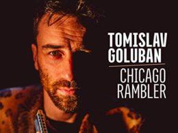 Chorvátsky bluesman Tomislav Goluban sa presadil aj v kolíske bluesu