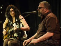 Jan Spálený Trio, Bill Barrett & Michaela Gomez v libereckém klubu Warehouse