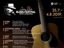 Jerry Ricks Blues Festival 2019