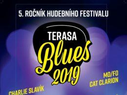 Terasa Blues 2019 je festival pohody na břehu Labe Neratovice