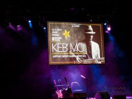 Keb Mo a Ripoff Raskolnikov v divadle Archa