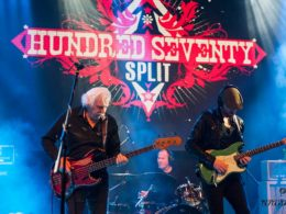 Hundred Seventy Split v Lucerna Music Baru