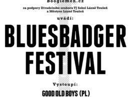 Bluesbadger Festival 2019 Lázne Toušeň